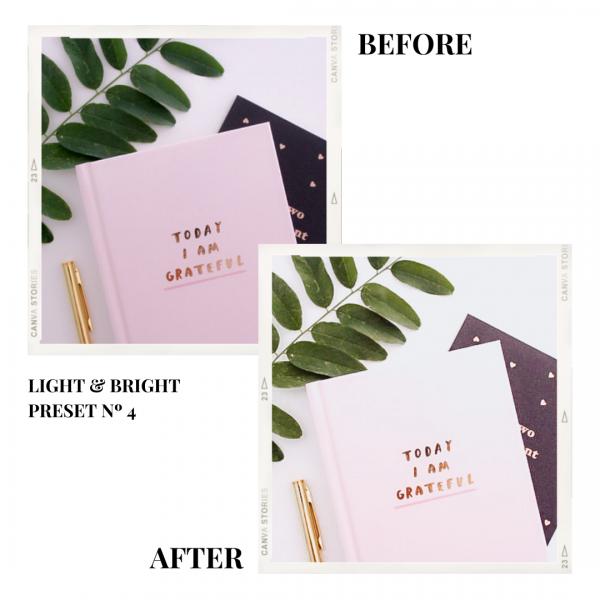 Light Bright Preset 4
