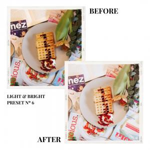 Light Bright Preset 6