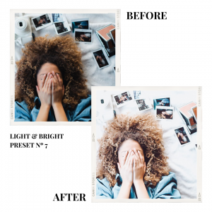 Light Bright Preset 7