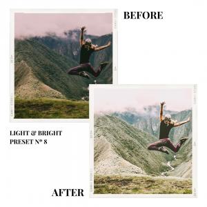 Light Bright Preset 8