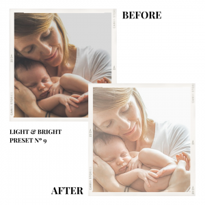 Light Bright Preset 9